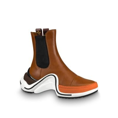 LV Archlight Flat Chelsea Boot