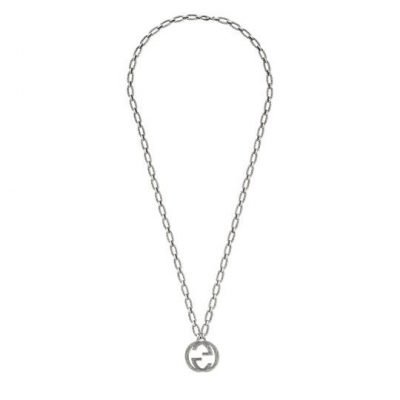 Interlocking G Pendant Necklace