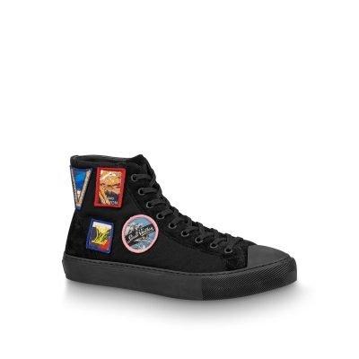Tattoo Sneaker Boot