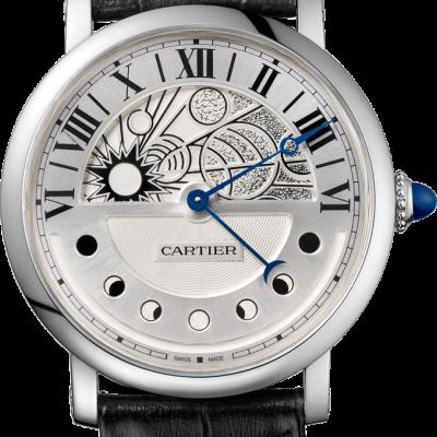 Relógio Rotonde De Cartier Jour & Nuit
