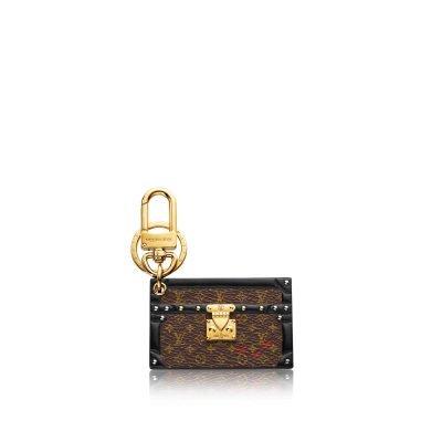 Petite Malle Bag Charm & Key Holder