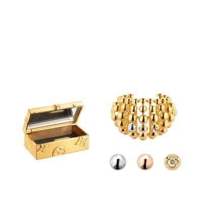 Studdy Cuff, Studs And Box