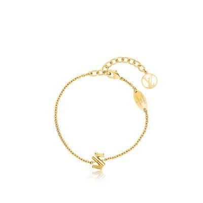 LV & Me Bracelet, Letter S